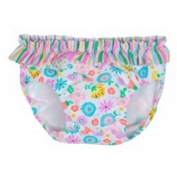 Platypus UPF50+ Baby Brief - Bloom