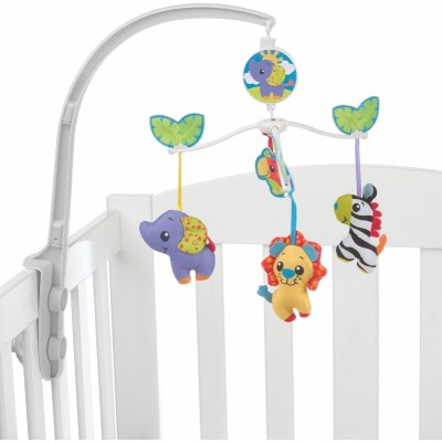 Playgro Jungle Friends Musical Mobile