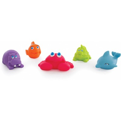 Playgro Under the Sea Squirtees