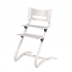 Leander High Chair excl. Safety Bar - White..