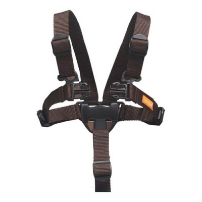 Leander Harness for  Highchair - Brown