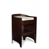 Leander Changing table incl. changing pad, walnut