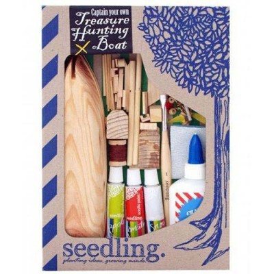 Seedling Captain Your Own Treasure Hunting Boat