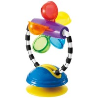 Sassy Baby Spin & Spill Bath Toy