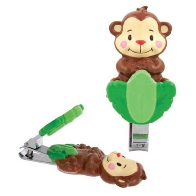 Sassy Baby Soft Grip Nail Clippers