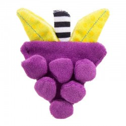 Sassy Baby Freezies Terry Teether - Grape
