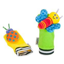 Lamaze High-Contrast Colour Foot Finders