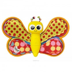 Lamaze Flutterby Who Am I?