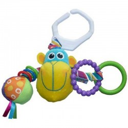 Lamaze Mini Play & Grow Monkey