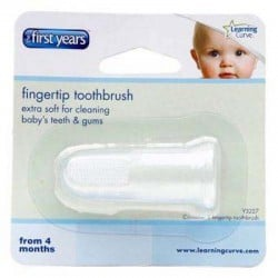 The First Years Fingertip Toothbrush