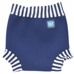 Splash About Happy Nappy - Navy White