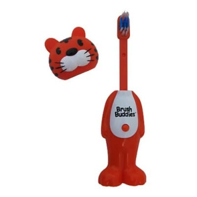 Brush Buddies Poppin Toothy Toby (Tiger)