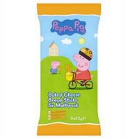 Peppa Pig Baked Cheese Bread Sticks Multipa