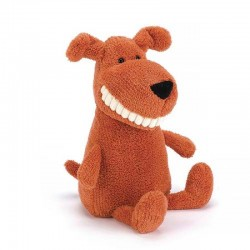 Jellycat Toothy Mutt ( 2015 New )