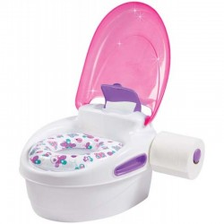 Summer Infant Step By Step Potty - Girl