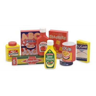 Melissa & Doug Melissa & Doug Pantry Products Set