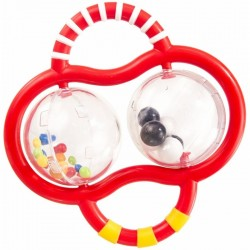 Sassy Baby Grasp & Spin Rattle