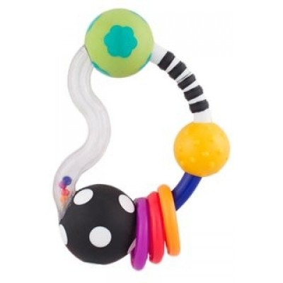 Sassy Baby Ring Around Rattle