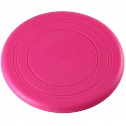 Scrunch Frisbee (Silicone) - Pink
