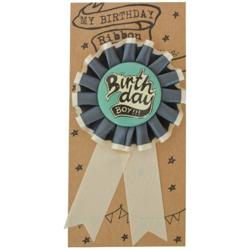 Seedling Birthday Ribbon Badge