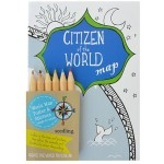 Seedling Citizen Of The World Map