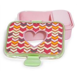 Skip Hop Forget me Not Lunchkit - Hearts