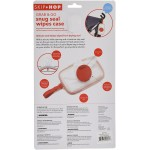 Skip Hop Grab & Go Perfect Seal Wipes Case-Grey