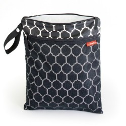 Skip Hop Grab and Go Wet/Dry Bags - Onyx Ti..