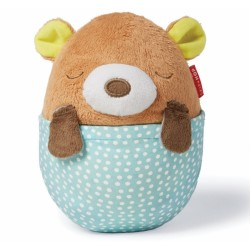 Skip Hop M&M Hug Me Projection Soother - Be..