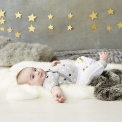 Skip Hop Star Struck Ss Bodysuit & Pant Set..