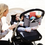 Skip Hop Stroller Organizer - Heather Grey
