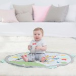 Skip Hop Treetop Friends Baby Activity Gym - Grey Pastel