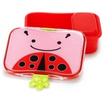 Skip Hop Zoo Little Kid Lunch Kit - Ladybug