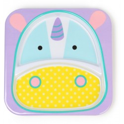 Skip Hop Zoo Tabletop - Plate - Unicorn