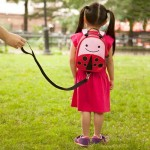 Skip Hop Zoolet Mini Backpack with Rein - Ladybug