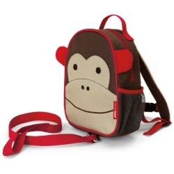 Skip Hop Zoolet Mini Backpack with Rein - M..