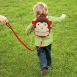 Skip Hop Zoolet Mini Backpack with Rein - Monkey