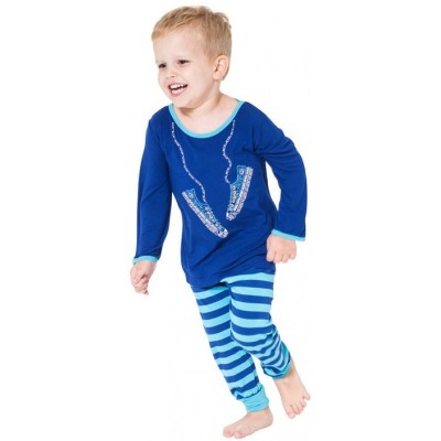 Snug-a-licious Long John PJs - Jacks Sneakers