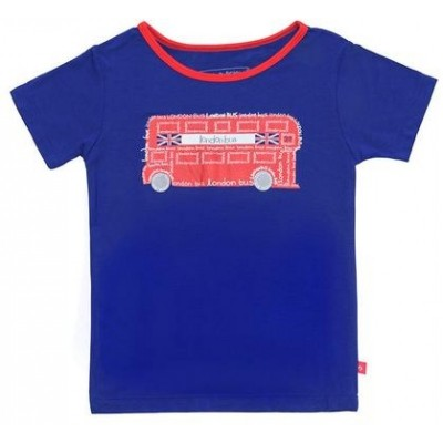 Snug-a-licious Short Sleeve Tee - William the London Bus