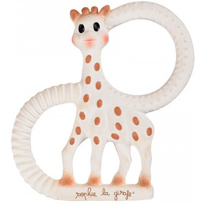 Sophie la Girafe SoPure Teething Ring Soft