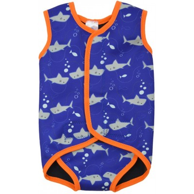 Splash About BabyWrap - Shark Orange