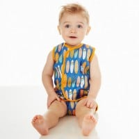 Splash About Baby Wrap - Surfs Up