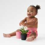 Splash About New Happy Nappy - Pink Blossom