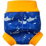 Splash About New Happy Nappy - Shark Orange