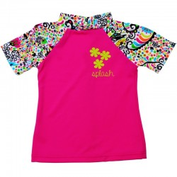 Splash About Rash Top (Short Sleeves) L'his..