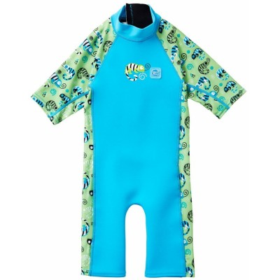 Splash About UV Combie Wetsuit - Green Gecko
