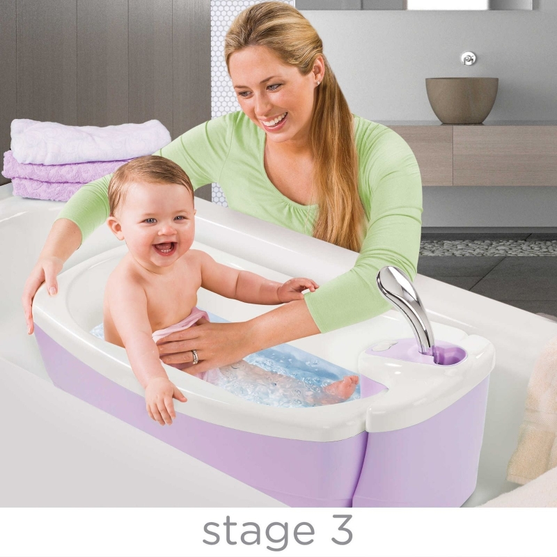summer infant lil luxuries whirlpool bubbling spa shower instructions