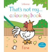 THAT'S NOT MY FARM COLOURING BOOK