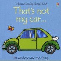 Usborne That's Not My Car
