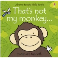 Usborne That's Not My Monkey